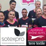 SOTEXPRO défend le savoir-faire textile français au RUN IN LYON
