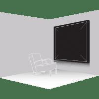 Cadre décoratif impression numérique