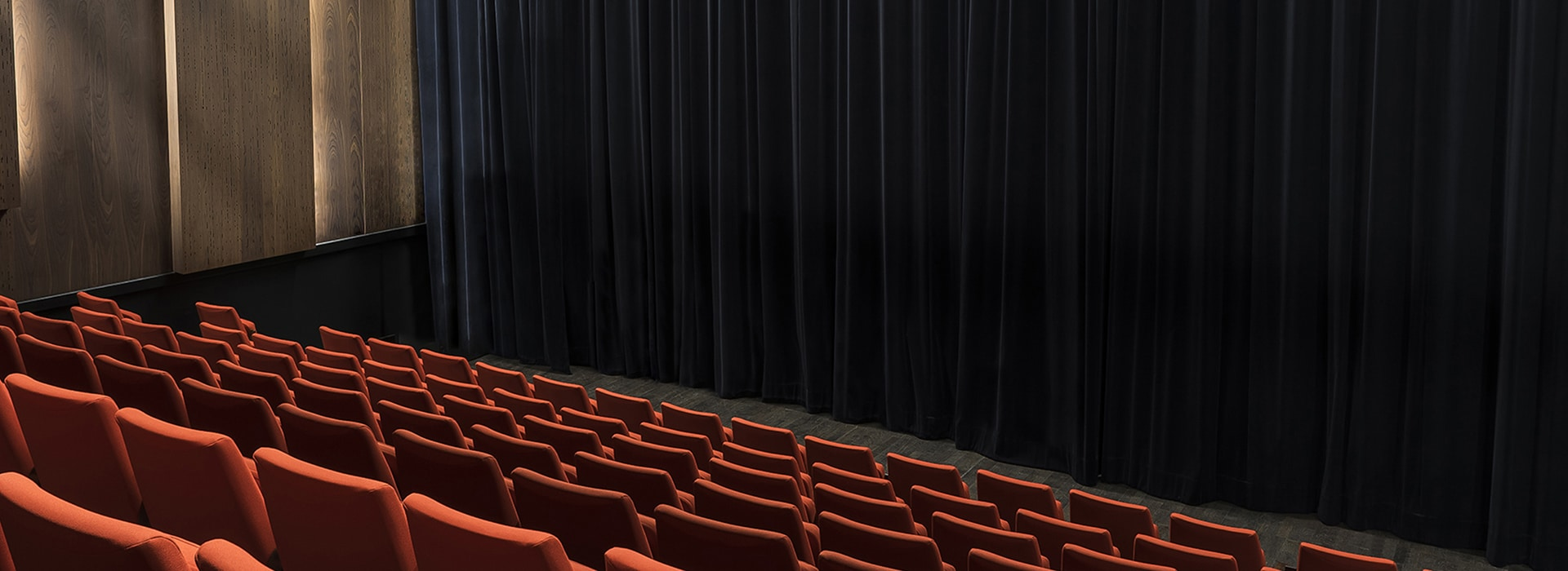 rideaux de théâtre